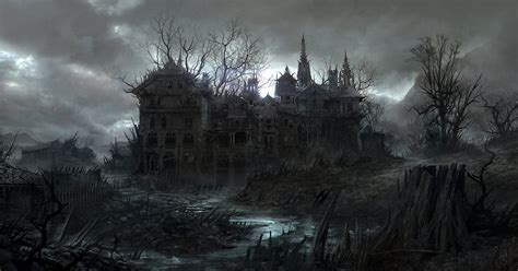the house com the house of spikes by jonasdero on deviantart