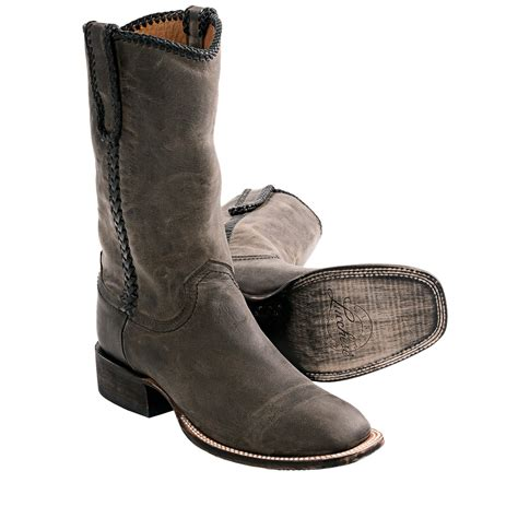 lucchese boots for lucchese braided shaft cowboy boots for 8249x