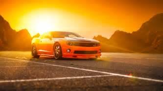 chevrolet camaro ss orange wallpaper hd car wallpapers