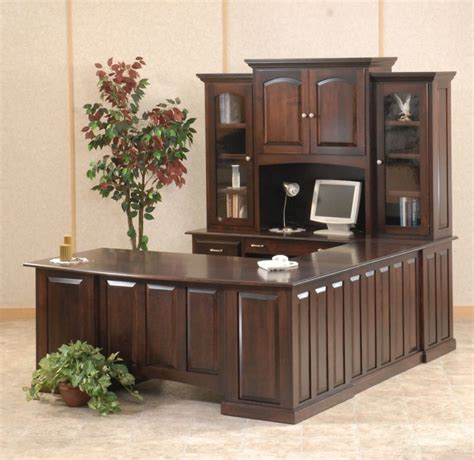 U Shaped Desks With Hutch U Shaped Desk With Hutch In The Kitchen Babytimeexpo Furniture