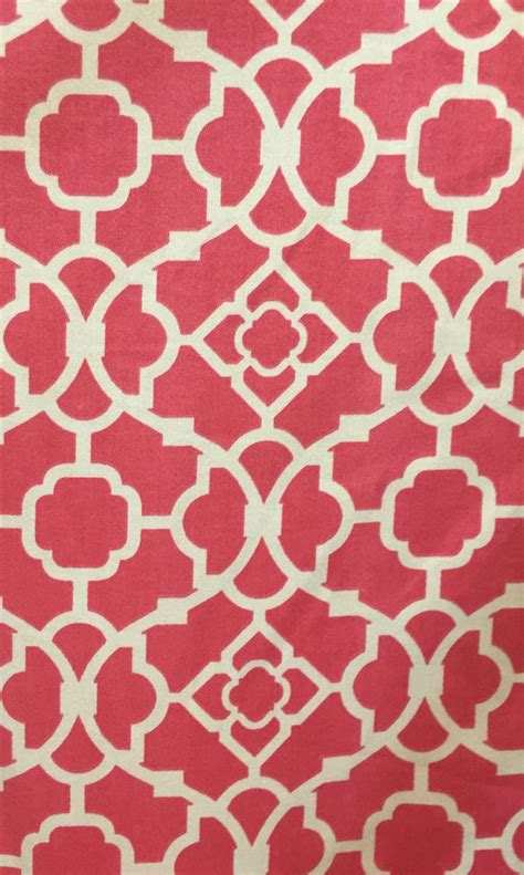 trellis fabric trellis pink upholstery fabric by the yard
