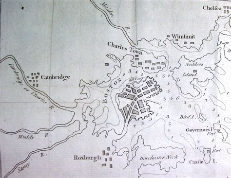 boston map 1775 1775 map of boston and its surrounding area and harbor
