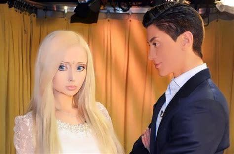 valeria lukyanova and ken valeria lukyanova and justin jedlica www pixshark com
