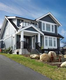 Traditional Craftsman Homes Custom Modern Craftsman New Home Build Traditional