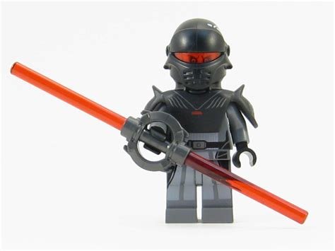 Lego Wars Starwars Brick lego wars rebels minifigure the inquisitor minifig