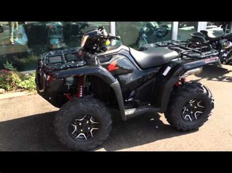 honda rubacon 500 black 2016 honda foreman rubicon 500 in black honda of