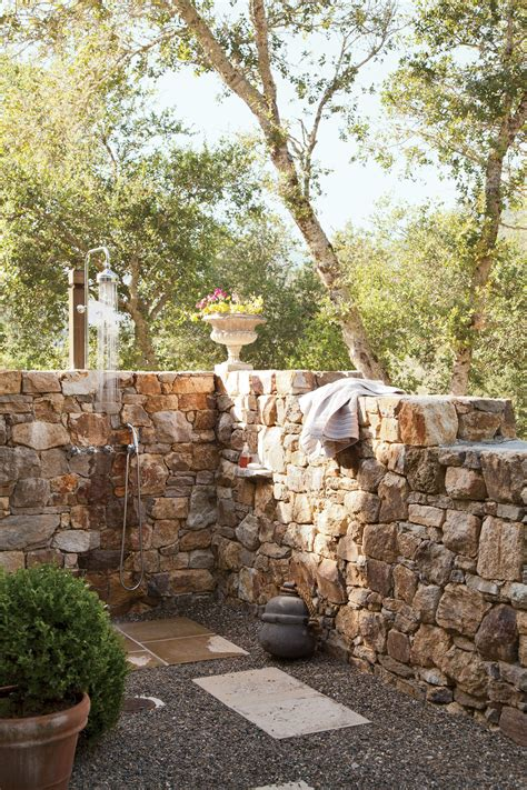 outdoor shower ideas 18 inspiring outdoor shower ideas for every style photos