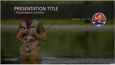 fish powerpoint template free fly fishing powerpoint 38999 sagefox powerpoint