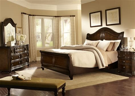 plantation bedroom furniture kingston plantation sleigh bed 6 piece bedroom set in hand