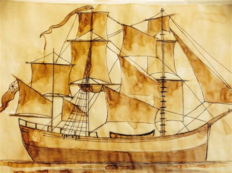 how to draw a boat from the first fleet drawing one of the first fleet ships for our inquiry into