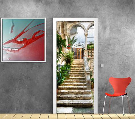 Poster Mural Exterieur by Poster Mural Trompe L Oeil Fashion Designs