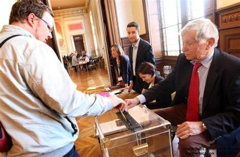 tenue bureau de vote centre presse tenue des bureaux de vote quot une