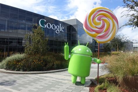 android statues in pictures the android lollipop statue android central