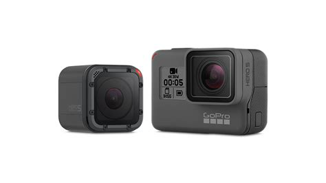 Gopro Hero5 Session unveiled gopro hero5 black hero5 session and new