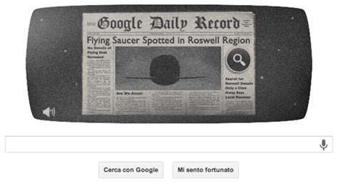 doodle roswell un divertente doodle per roswell