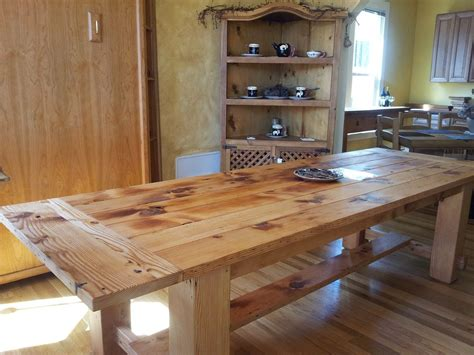 Rustic Dining Table Ideas Rustic Dining Table Plans