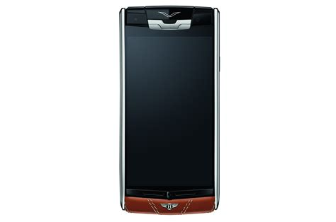 bentley vertu vertu for bentley smartphone front photo 8