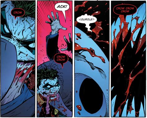 batman the who laughs the awful reason the evil robins in nights metal