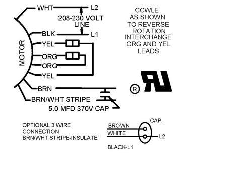 hvac motor wiring diagrams free wiring diagrams