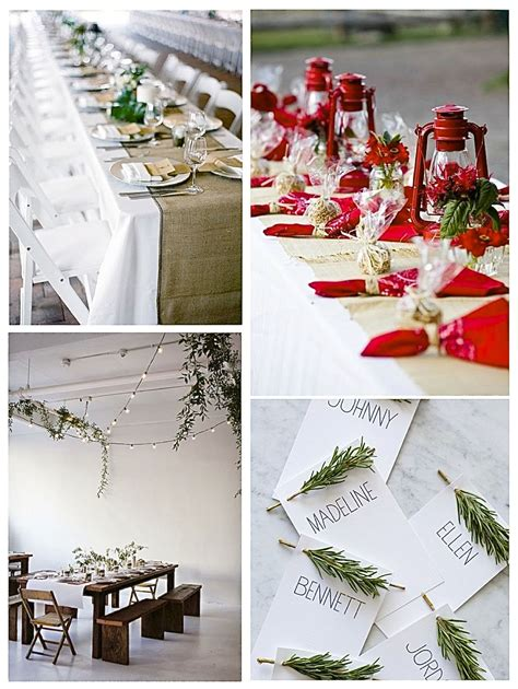 how to set a christmas table 14 christmas table setting ideas style barista