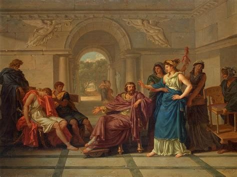 an odyssey a father the odyssey telemachus and his development writework