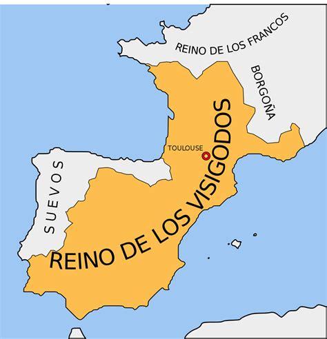 en el reino de 8408060996 reino visigodo de tolosa wikipedia la enciclopedia libre