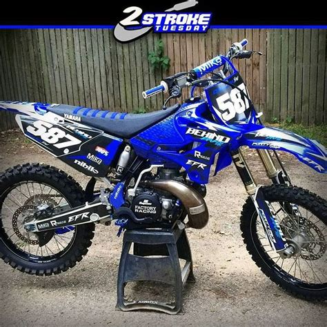 yamaha motocross bikes 1000 ideas about yamaha yz 125 on ktm dirt
