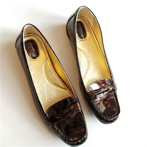 sperry patent leather loafers sperry top sider sperry loafer shoes patent leather top