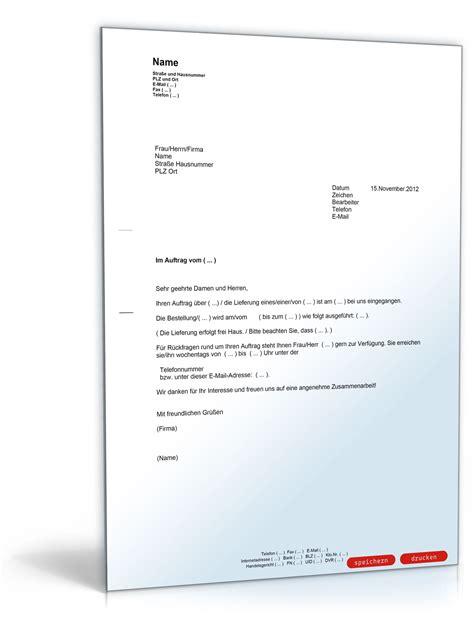 Kündigung Eigenbedarf Vorlage Schweiz Auftragsbest 228 Tigung Muster Vorlage Zum