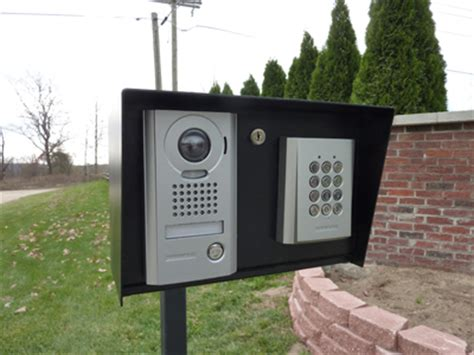 gate systems access reader automatic