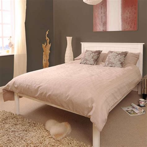 Handmade Wooden Beds Uk - cotswold handmade solid pine bedframe and mattress set
