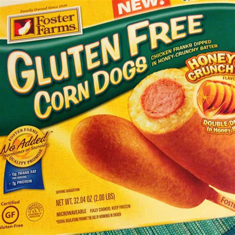 are corn dogs gluten free foster farms gluten free corn dogs g free g free