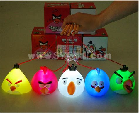 Led Angry Bird angry birds led lantern light random color toyhope