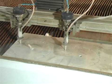 Mesin Water Jet Cutting mesin potong coil plate videolike