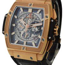 Hublot Senna 88 Black Leather hublot spirit of big starting at 14 210 all prices