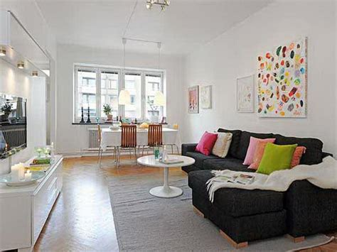 apartment colorful small apartment living room ideas
