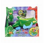 Herois Pijamas Gekko Largatixo  Carro Pj Masks No