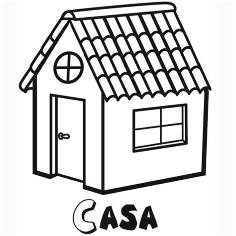 Imagenes Para Pintar La Casa | dibujos de casas para imprimir y colorear colorear im 225 genes