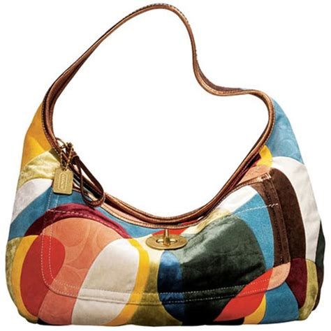 Coach Ergo Patchwork Tote by Coach Ergo Purse Newbie Patchwork Version