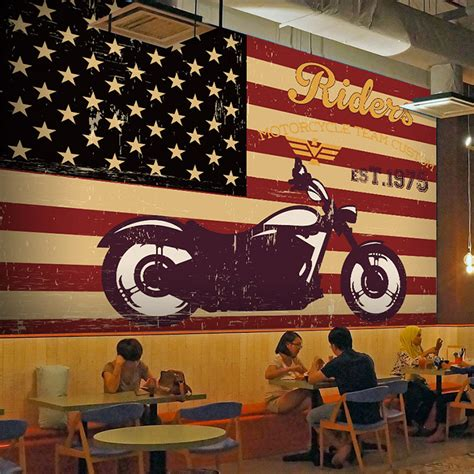 motorcycle wall murals popular motorcycle wall murals buy cheap motorcycle wall