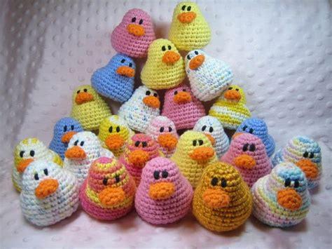 Sb 630 Knit amigurumi friends free amigurumi duckie pattern