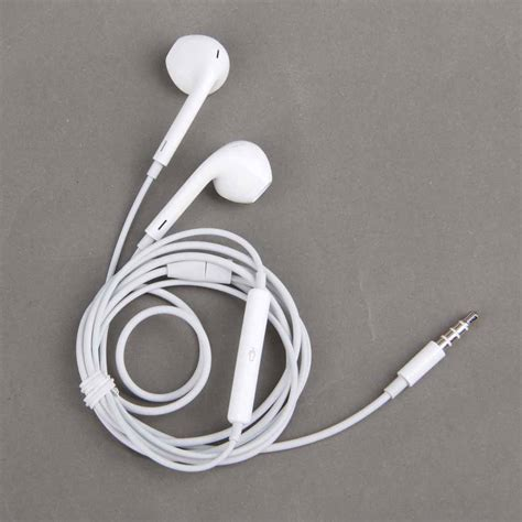 new oem genuine apple md827ll a earpods earbuds earphones headphones iphone 5 4s ebay