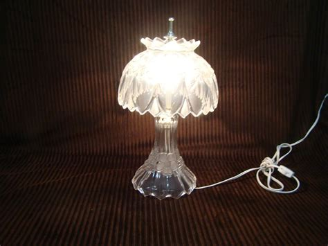 small crystal l small vintage crystal ls nightstand ls small