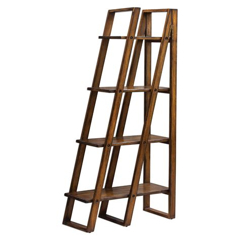 etagere uttermost uttermost cacey wood etagere