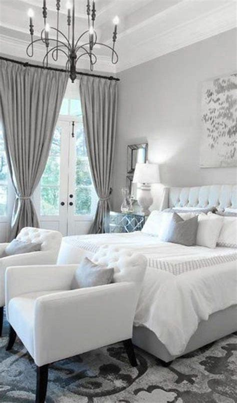 grey bedrooms pinterest 1000 ideas about white grey bedrooms on pinterest white