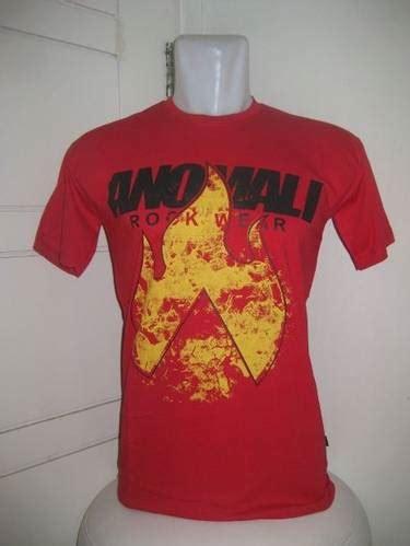 Tshirt Kaos Distro Anomali Promo dinomarket pasardino kaos distro promo anomali 001 m
