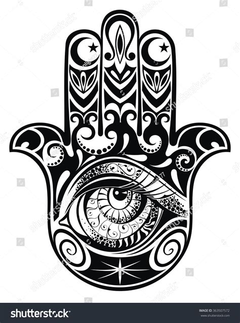 hamsa hand design by andywillmore pinteres of fatima designs of fatima design by art8597