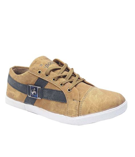 shoe alive brown canvas shoes price in india buy shoe