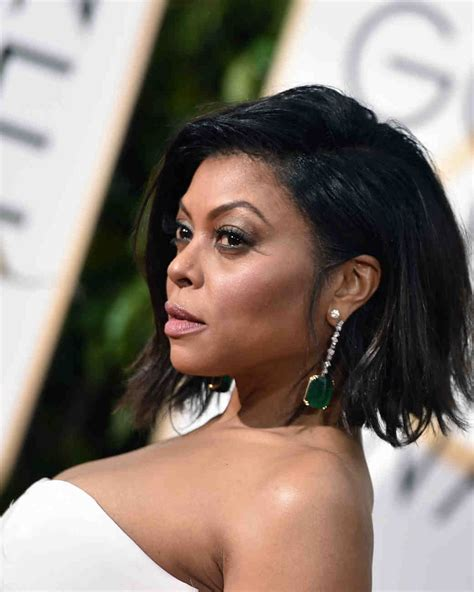 taraji p henson taraji p henson picture 55 the grammy engagement party hairstyles to steal from celebs martha