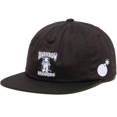 Row Records Snapback Hat The Hundreds X Row Snapback Hat